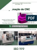 Programação de CNC - UC3