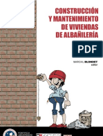 Construccion vivienda albañileria