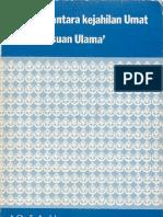 2009_06!19!19!29!39.PDF Islam Diantara Kejahilan Umat Dan Kelesuan Ulama