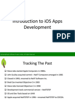 SpringPeople Introduction to iOS Apps Development