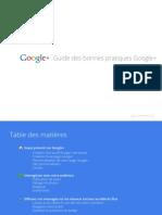 Guide Google+