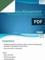 Spare Parts Management[1]