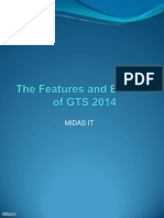 Features and Benefits of GTS 2014
