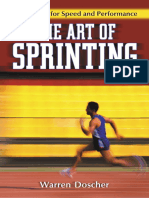 The Art of Sprinting - Warren Doscher