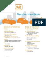 HourCar Handbook2013