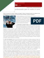 Expansión - Emprendedores & Empleo - Siete escenarios profesionales para la vuelta al curso laboral - Arancha Bustillo - 04-09-2013
