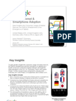 Ipsos Mobile Internet Smartphone Adoption Insights 2011