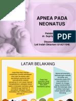 Apnea Pada Neonatus