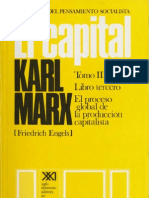 El Capital Vol. 7 (Libro III-II)