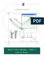 12d-2C1 Basic Civil Design
