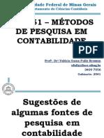 Sugestão de Revistas - CAPES