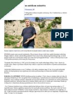 Vinča - Septičke jame na antičkom nalazištu