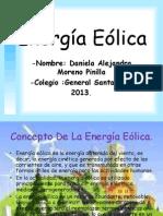 Energía Eólica daniela moreno