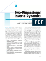 Two-Dimensional Inverse Dynamics