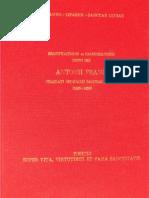 Positio Historica Mons. Antonio Franco