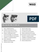 WILO Instalation Guide