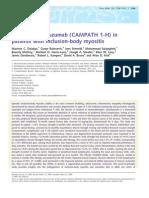 Articulo Myositis PDF