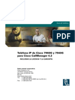 Cisco Telefono Ip 7960