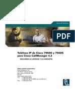 Cisco Telefono Ip 7960