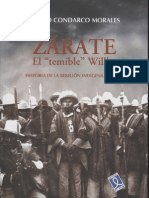 Condarco Ramiro - Zárate El Temible Willka