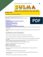 Manual de Linux - Montar Paso a Paso Debian Con Los Servicios de Proxy, Web, Bases de Datos, Php