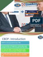 HDFC & CBOP