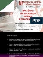 08a - Bactérias da Microbiota Normal a Patogenicidade