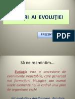 Factori Ai Evolutiei