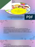 Diseño y evaluación de proyecto
