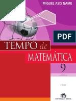 Tempo de Matematica 9º ano