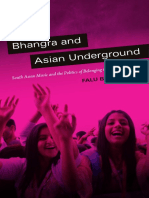 Bhangra and Asian Underground by Falu Bakrania