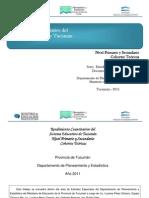 Documento 14 - Rendimiento Cuantitativo Del Sistema Educativo 2010