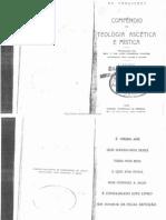 Compêndio de Teologia Ascética e Mística [em espanhol]   Adolph Tanquerey