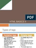 HTML Basics II_2Q