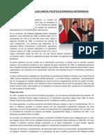 A Inicios Del Gobierno Alan Garcia