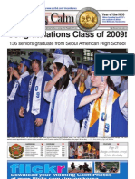 The Morning Calm Korea Weekly - June 12, 2009