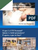 Assistência de Enf. em UTI Neonatal