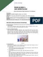 pemeriksaan hematologi