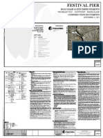 Festival Pier - 100% Construction Documents