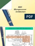architecture of 8085 processor