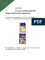 Reading the Secret Garden and the Jungle Book Soff Proj