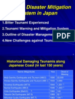 Japan Tsunami Hazard Risk Assessment and Preparedness