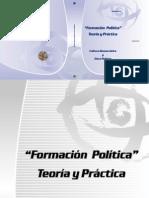 Formacion Politica Teoria y Practica v Cultura Democratica y Etica Politica