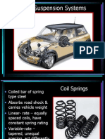 CSD 1 Front Suspension Systems
