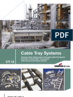 Introduction Cable Tray
