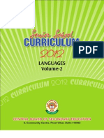 Lang Sr Curriculum Vol 2 Final 2012