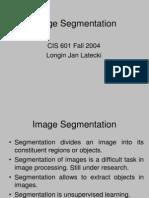 Image Segmentation Digital Image Processing
