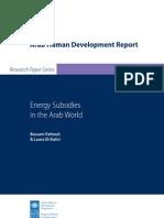 UNDP EE AHDR Energy Subsidies 2012 Final