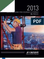 Guia de Soluciones Para Seguridad Electrónica 2013  - 2da Edición