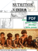 Malnutrition in India.2